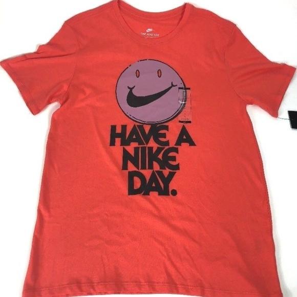 mens have a nike day shirt